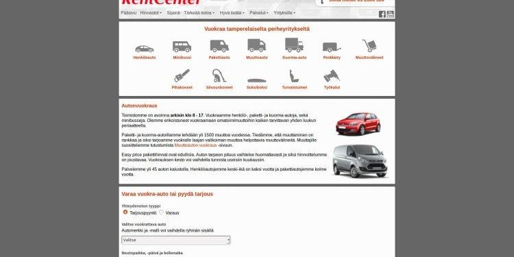 RentCenter Tampere Oy